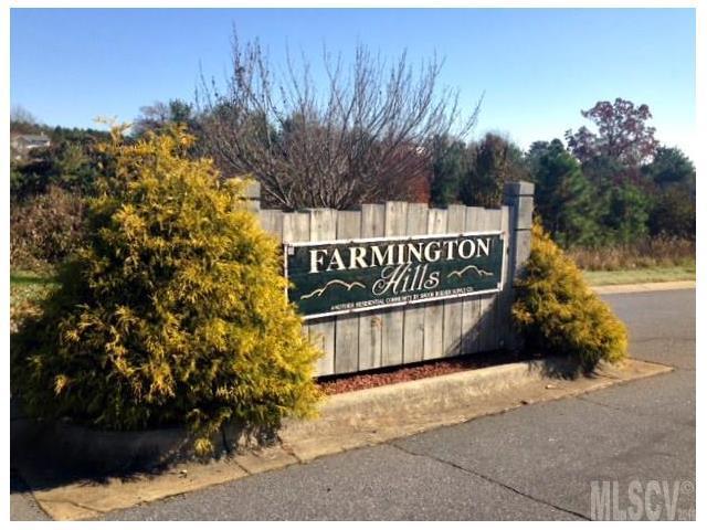 1648 Farmington Hills Drive #11, Conover, NC 28613 (#9579338) :: Homes Charlotte