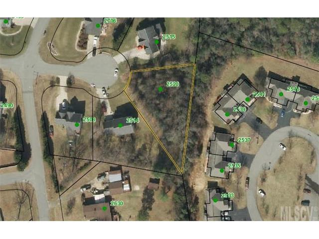 2520 27TH AVE Circle #46, Hickory, NC 28601 (#9581594) :: Exit Mountain Realty