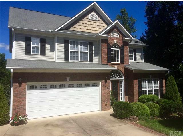 206 Clearwater Drive, Morganton, NC 28655 (#9589858) :: LePage Johnson Realty Group, LLC