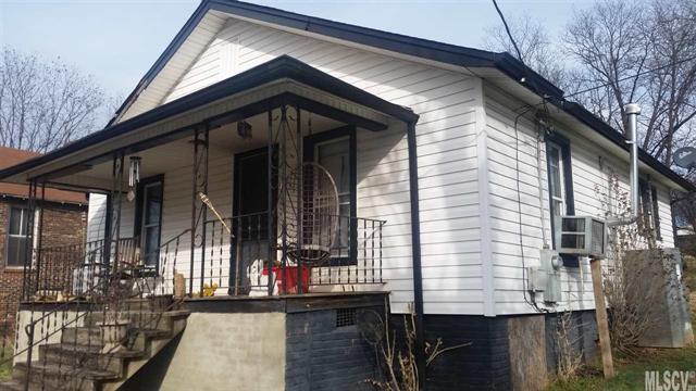 311 N Caldwell Avenue, Newton, NC 28658 (#9591893) :: The Ramsey Group