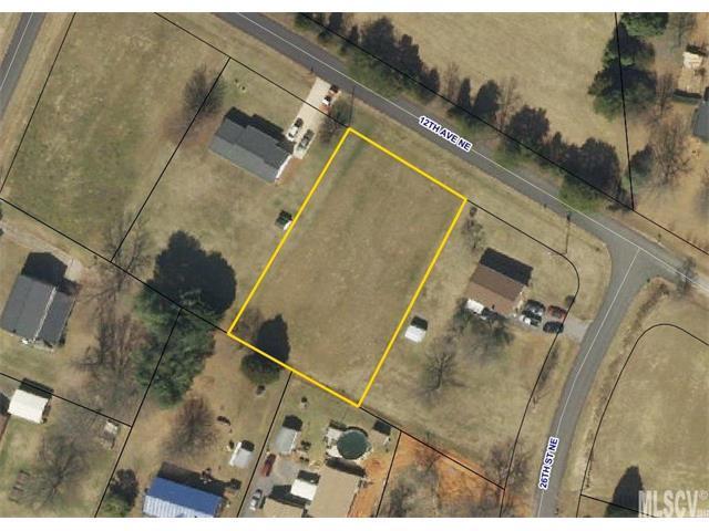 Lot 9 12TH Avenue NE #9, Hickory, NC 28601 (#9592648) :: The Sarver Group