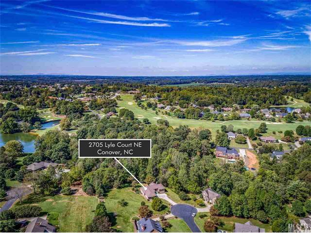 2705 Lyle Court, Conover, NC 28613 (#9592875) :: Miller Realty Group