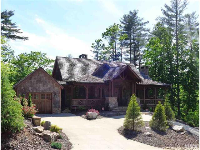1191 High Trail Drive, Nebo, NC 28761 (#9594128) :: Exit Mountain Realty
