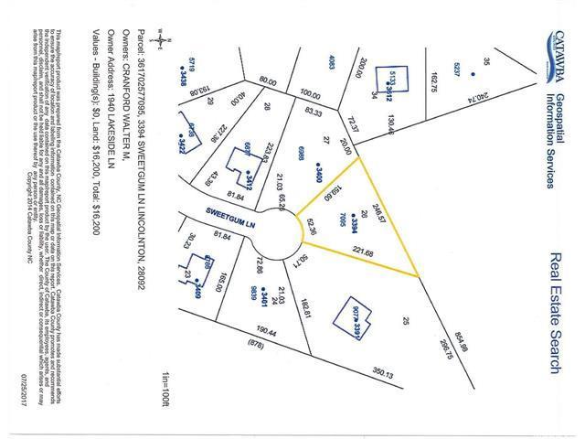 3394 Sweetgum Lane #26, Lincolnton, NC 28092 (#9595063) :: Mossy Oak Properties Land and Luxury