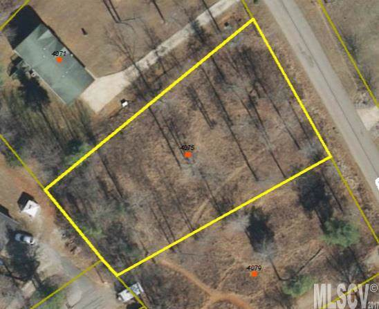 4075 Beckys Drive Lot 18, Lenoir, NC 28645 (#9595659) :: Miller Realty Group
