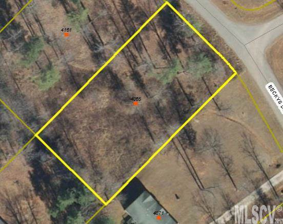 4065 Beckys Drive Lot 20, Lenoir, NC 28645 (#9595660) :: Miller Realty Group