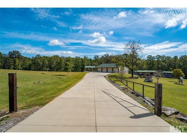 2025 Norman Parker Road, Lawndale, NC 28090 (#9596193) :: Exit Realty Vistas