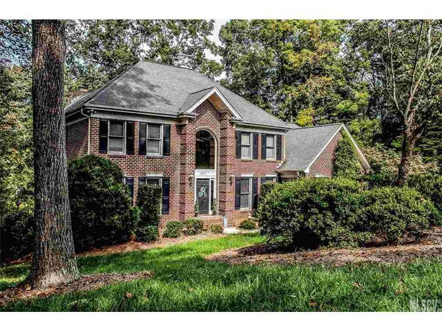 3969 Deer Run Drive, Conover, NC 28613 (#9596341) :: Miller Realty Group