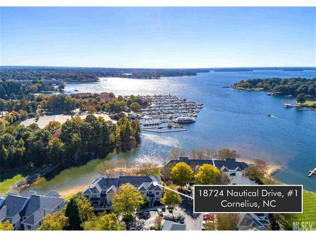 18724 Nautical Drive #1, Cornelius, NC 28031 (#9596593) :: SearchCharlotte.com