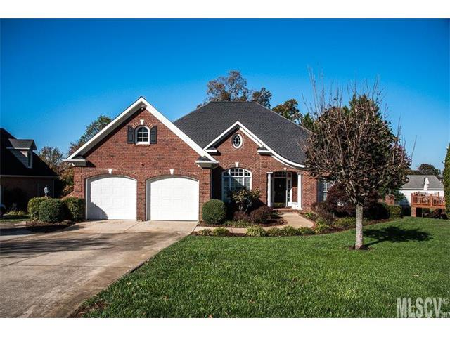 952 44th Ave Court NE, Hickory, NC 28601 (#9596622) :: High Performance Real Estate Advisors