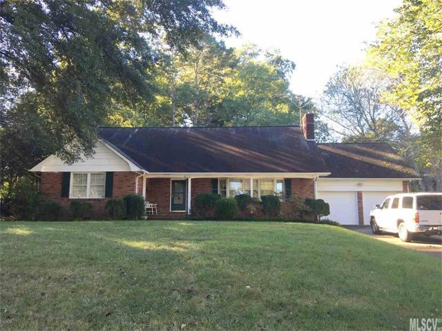 35 32ND Avenue NW, Hickory, NC 28601 (#9596776) :: LePage Johnson Realty Group, LLC