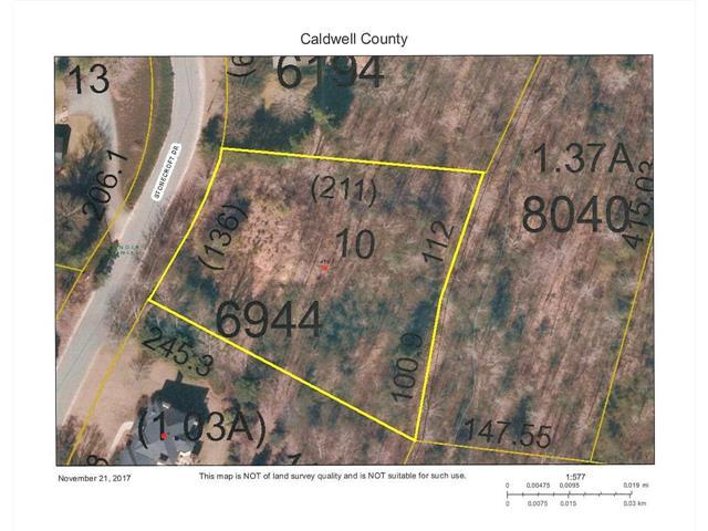 419 Stonecroft Drive #10, Lenoir, NC 28645 (#9597068) :: The Ann Rudd Group