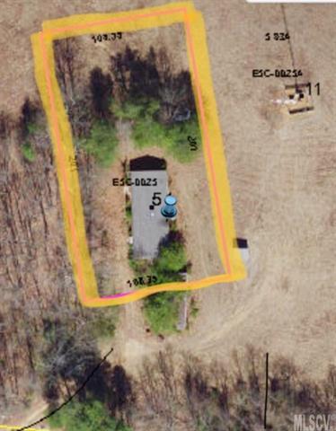 51 Old Radio Road, Taylorsville, NC 28681 (#9597588) :: High Performance Real Estate Advisors