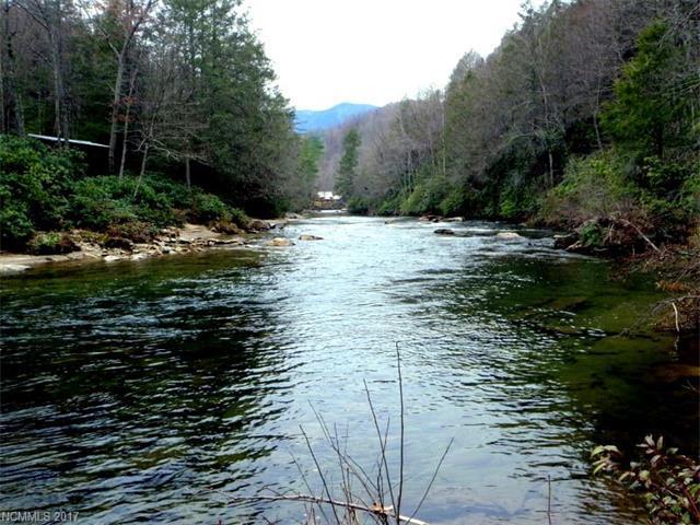 L 16 River View Trail #16, Burnsville, NC 28714 (#NCM491438) :: LePage Johnson Realty Group, LLC