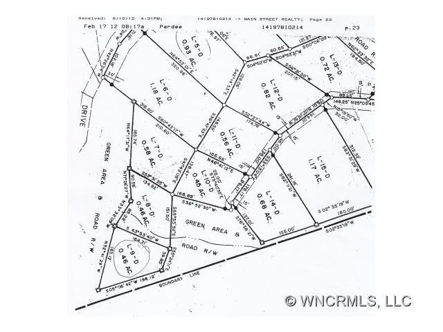 LOT #9D Off Country Club Drive 9-D, Canton, NC 28716 (#NCM518666) :: The Ramsey Group