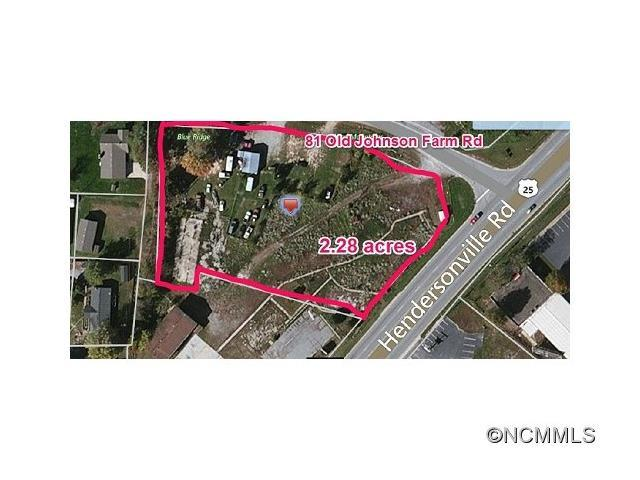81 Old Johnson Farm Road, Fletcher, NC 28732 (#NCM571448) :: Exit Realty Vistas