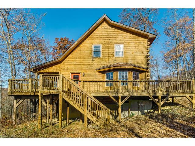 408 Yellow Jacket Circle, Maggie Valley, NC 28751 (#NCM582698) :: The Temple Team