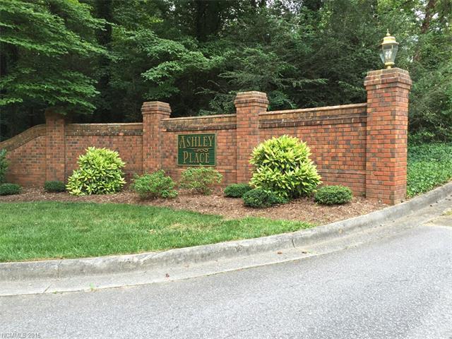 LOT 1 Ashley Place #1, Hendersonville, NC 28739 (#NCM584491) :: Puffer Properties