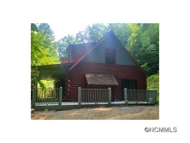 825 Country Club Drive, Maggie Valley, NC 28751 (#NCM593357) :: Puffer Properties