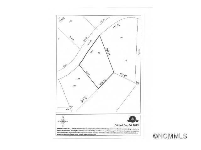 Lot 73 J Kenmure Drive, Flat Rock, NC 28731 (#NCM593592) :: Exit Mountain Realty