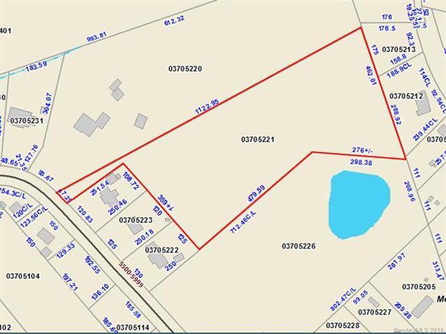 5732 Mingus Road, Charlotte, NC 28216 (#3017951) :: Carlyle Properties