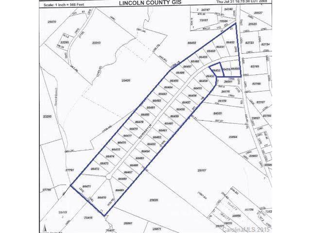 Lot 11 Gateway Lane, Lincolnton, NC 28092 (#3071503) :: Willow Oak, REALTORS®
