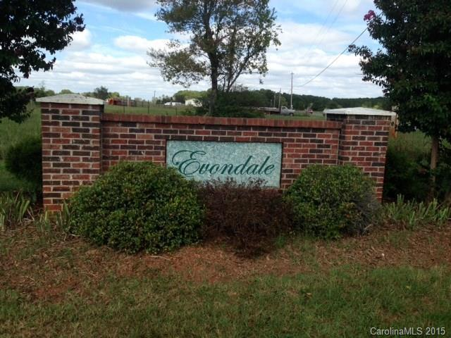 Lot #98 Evondale Road #98, Crouse, NC 28033 (#3116627) :: Mossy Oak Properties Land and Luxury