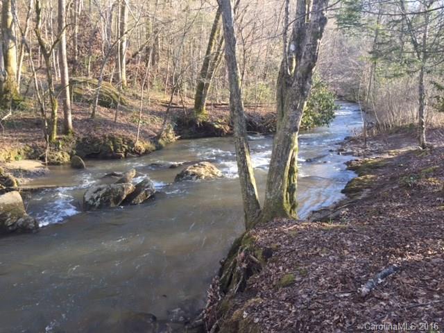 Lot 3 Cedar Creek Road, Lake Lure, NC 28746 (#3144690) :: Carlyle Properties