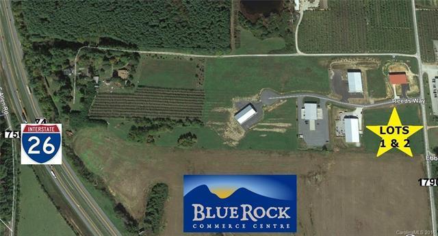 Lot 1 Reeds Way #1, East Flat Rock, NC 28726 (#3145294) :: Century 21 First Choice