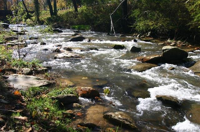 Lot 1B Reedy Patch Creek Drive 1B, Bat Cave, NC 28710 (#3163379) :: Rinehart Realty