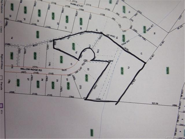 Lot 18 & 21 Willow Ridge Road Lots 18 & 21, Lincolnton, NC 28092 (#3180652) :: Rinehart Realty