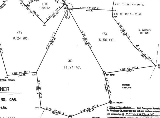 999 Burgan Pace Road #6, Saluda, NC 28773 (#3190059) :: Rinehart Realty