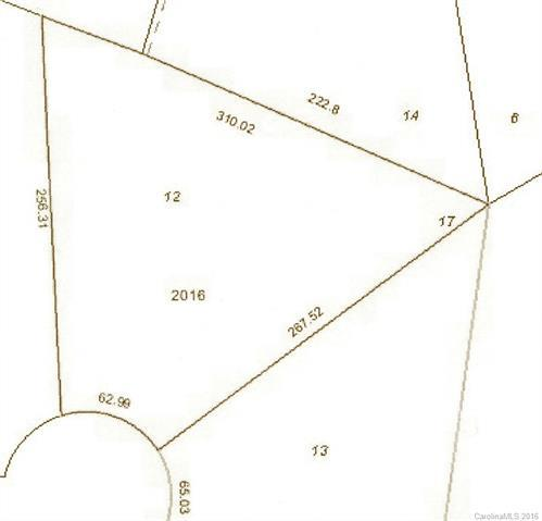 Lot 12 Hearthstone Way #12, Horse Shoe, NC 28742 (#3195224) :: Odell Realty