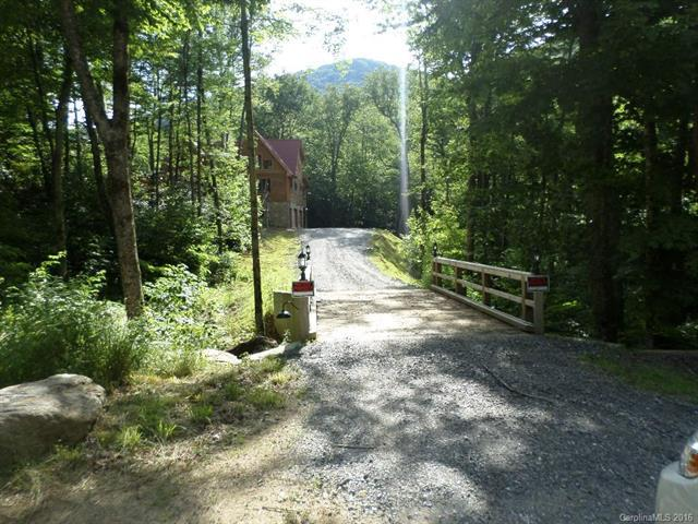 61 Jonathan Trail #61, Maggie Valley, NC 28751 (#3195601) :: Puffer Properties