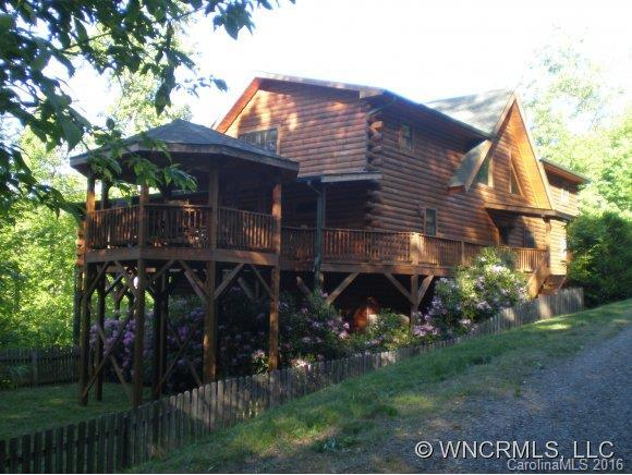 1028 Appaloosa Trail, Waynesville, NC 28785 (#3197714) :: High Performance Real Estate Advisors