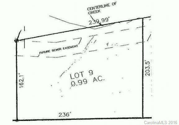 Lot 9 Julian Place, Troutman, NC 28166 (#3199342) :: Odell Realty