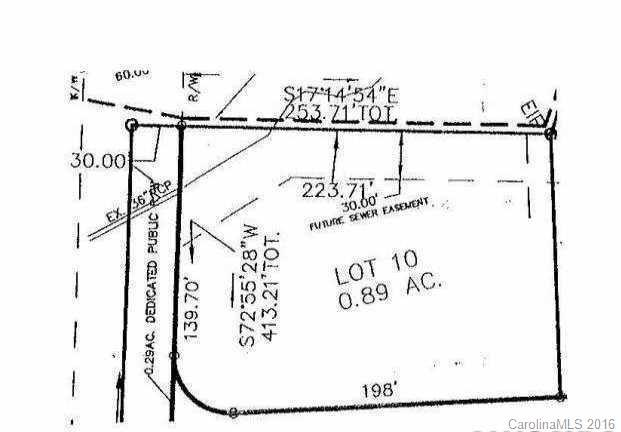 Lot 10 Julian Place, Troutman, NC 28166 (#3199348) :: Odell Realty