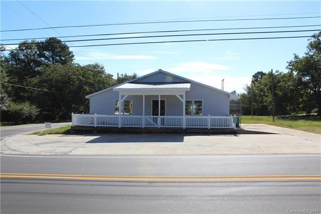 1825 Nc 109 Highway, Wadesboro, NC 28170 (#3222346) :: High Performance Real Estate Advisors
