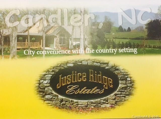 9999 Justice Ridge Estates Drive #35, Candler, NC 28715 (#3227290) :: Exit Realty Vistas