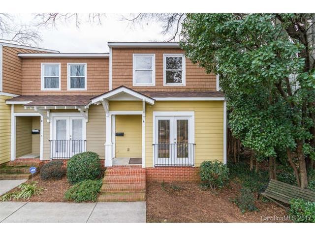 722 Jackson Avenue A, Charlotte, NC 28204 (#3240351) :: Rinehart Realty