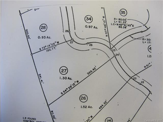27 Burnside Trail #27, Hendersonville, NC 28791 (#3242851) :: Charlotte Home Experts