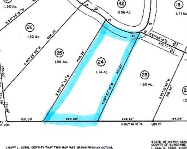 24 Burnside Trail #24, Hendersonville, NC 28791 (#3243499) :: Francis Real Estate