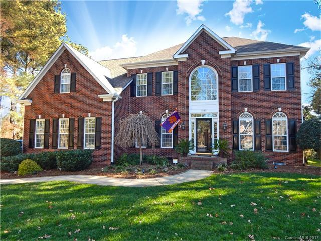 11185 Scullers Run, Tega Cay, SC 29708 (#3249229) :: Miller Realty Group