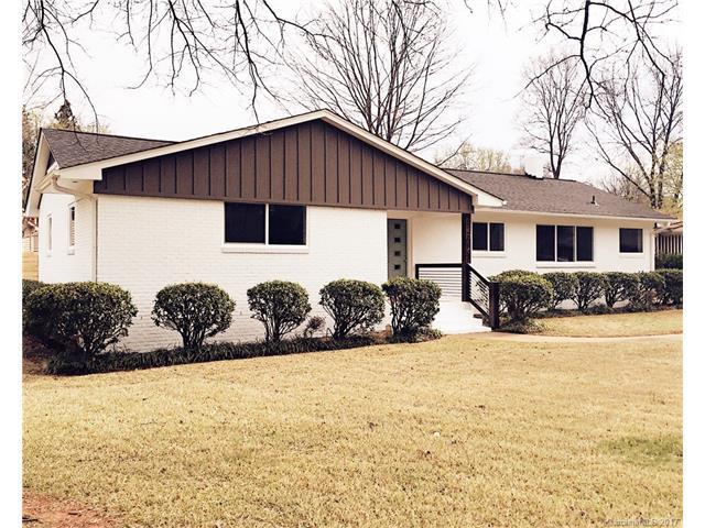 4716 Wedgewood Drive, Charlotte, NC 28210 (#3249415) :: Pridemore Properties