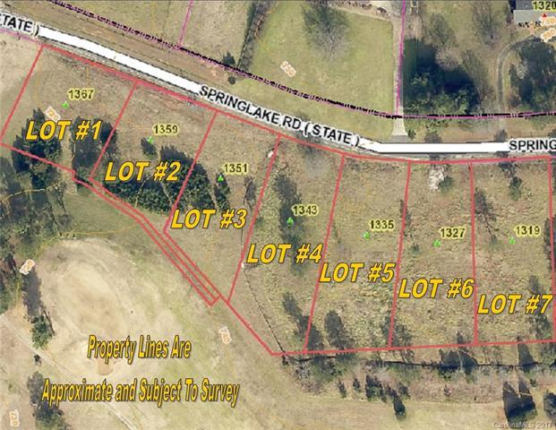 1367 Springlake Road #1, York, SC 29745 (#3249553) :: Caulder Realty and Land Co.