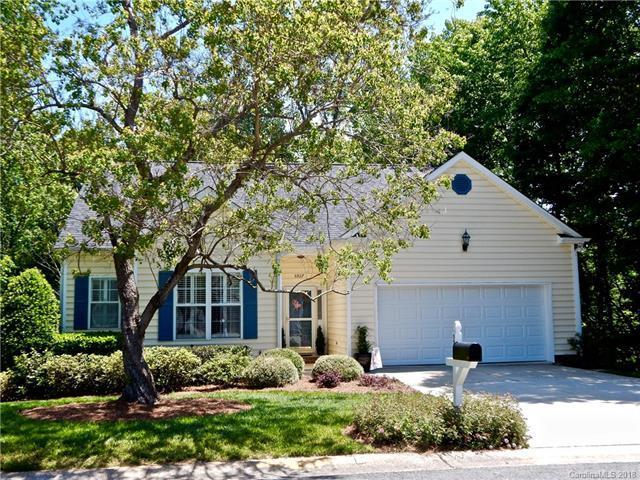 5927 Chalyce Lane #30, Charlotte, NC 28270 (#3251791) :: High Performance Real Estate Advisors