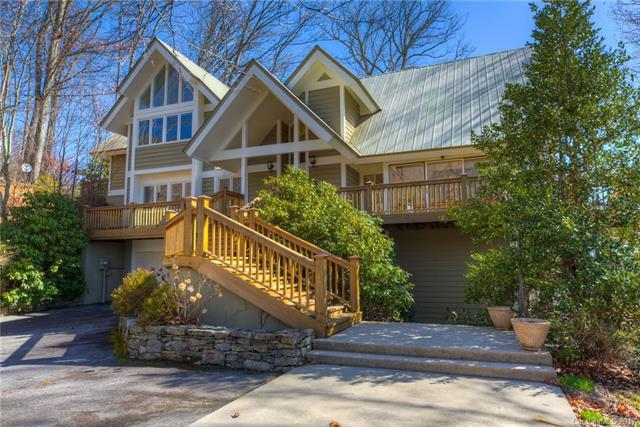 65 Deer Run Drive, Waynesville, NC 28786 (#3259093) :: Robert Greene Real Estate, Inc.