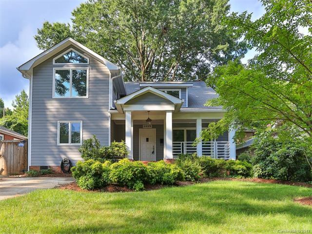 2509 E 5th Street, Charlotte, NC 28204 (#3261748) :: Pridemore Properties