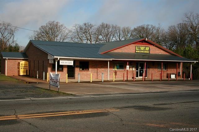 944 S Broadway Street, Forest City, NC 28043 (#3265993) :: Keller Williams Professionals