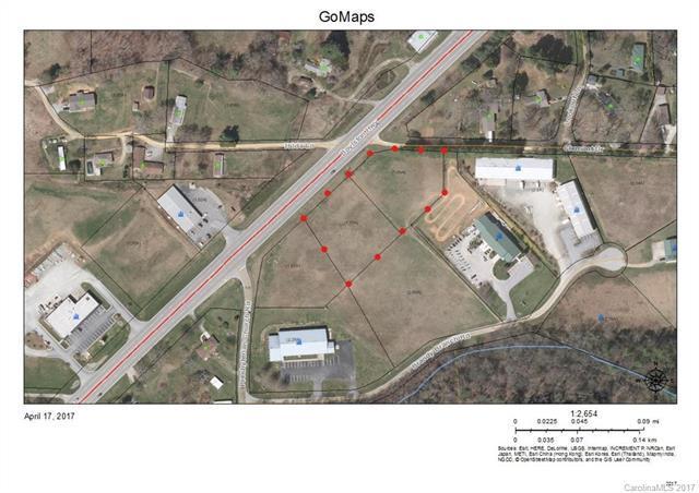 4891 & 4929 Boylston Highway, Mills River, NC 28759 (#3271869) :: Century 21 First Choice